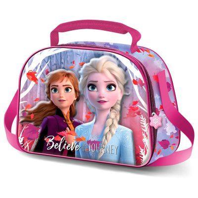 Bolsa portameriendas 3D 3D Frozen 2 Disney la casita de dumbo