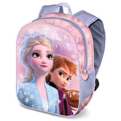 Mochila 3D Frozen 2 Disney 31cm la casita de dumbo