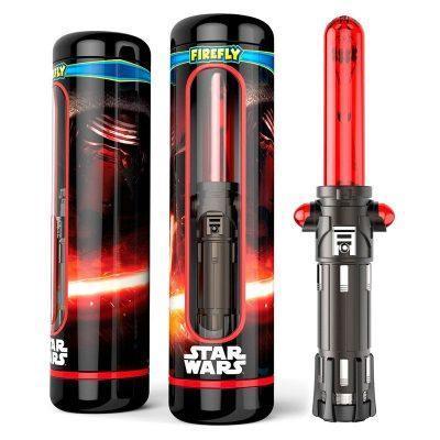 Estuche cepillo dientes electrico laser Star Wars luz y sonido la casita de dumbo
