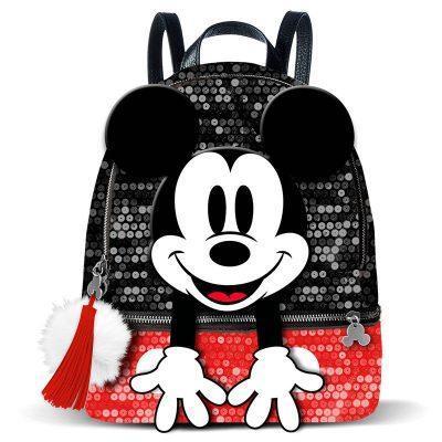 Mochila Mickey Disney 25 cm la casita de dumbo