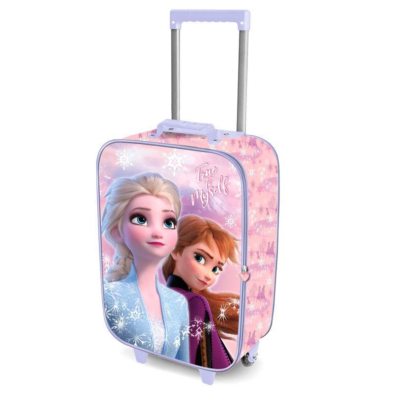 Trolley 3D Frozen 2 Disney la casita de dumbo