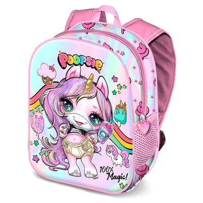 mochila infantil poopsie