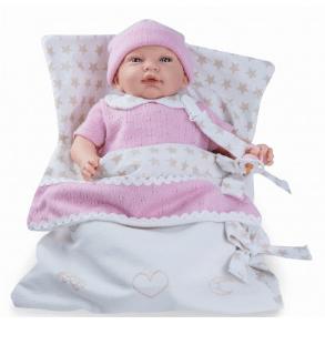 Muñeco baby recien nacido mantita incluida nines d onil