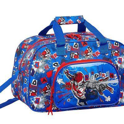 Bolsa Deporte Spiderman Marvel 40x24x23cm la casita de dumbo