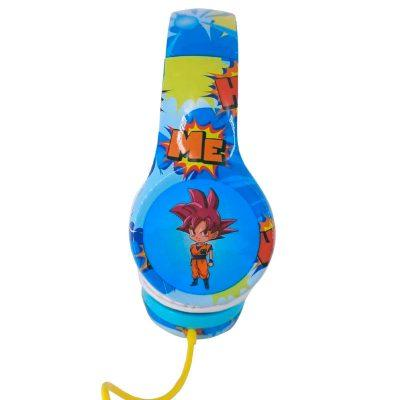 Auriculares Goku & Beerus Dragon Ball Z la casita de dumbo