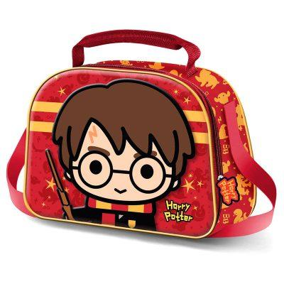 Bolsa portameriendas 3D Wand Harry Potter
