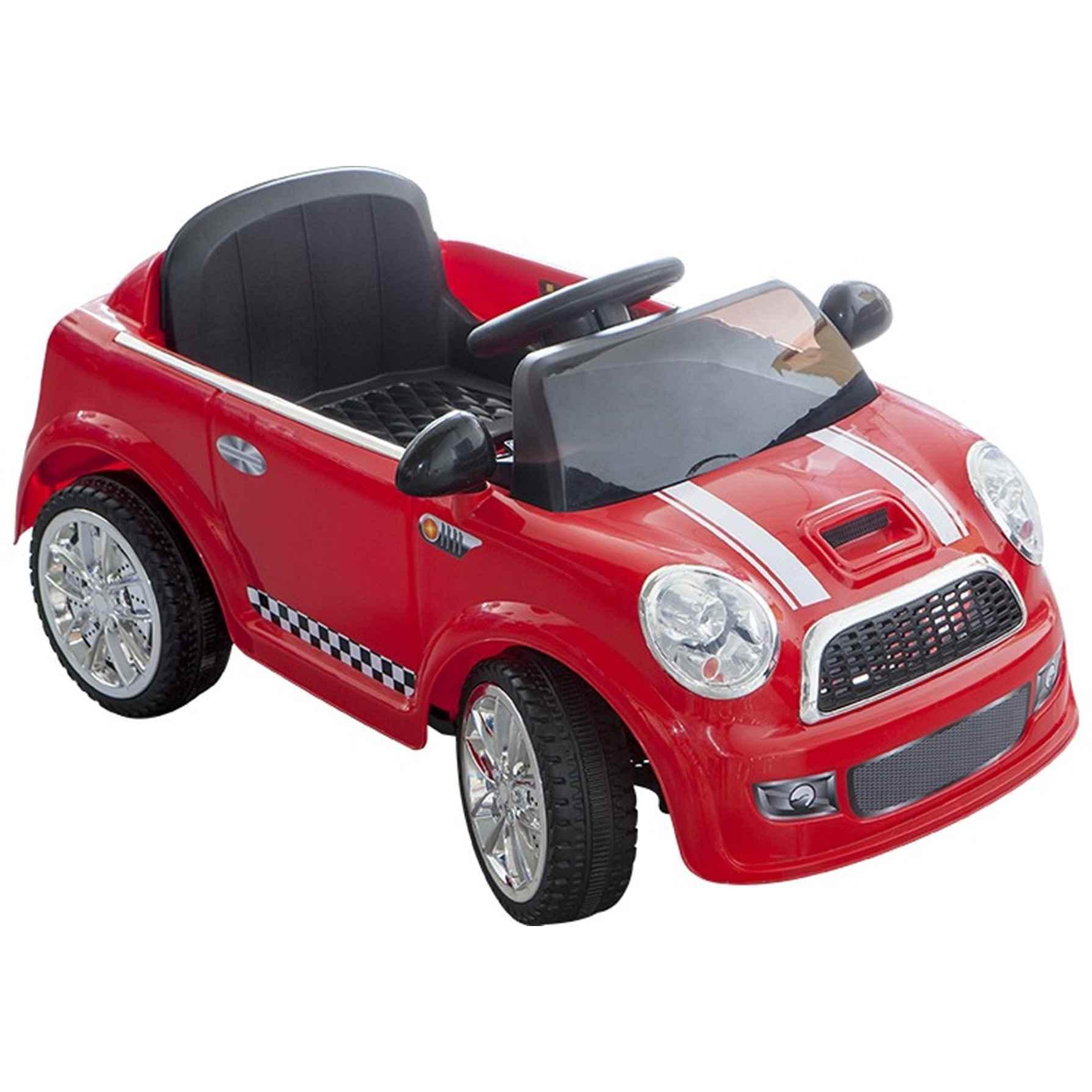 Coche Mini RC Rojo 6V la casita de dumbo