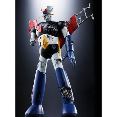 Figura articulada GX-70SPD Mazinger Z Anime Color Version 17 cm
