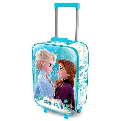 Maleta trolley 3D Frozen 2 Seek Disney 52cm LA CASITA DE DUMBO