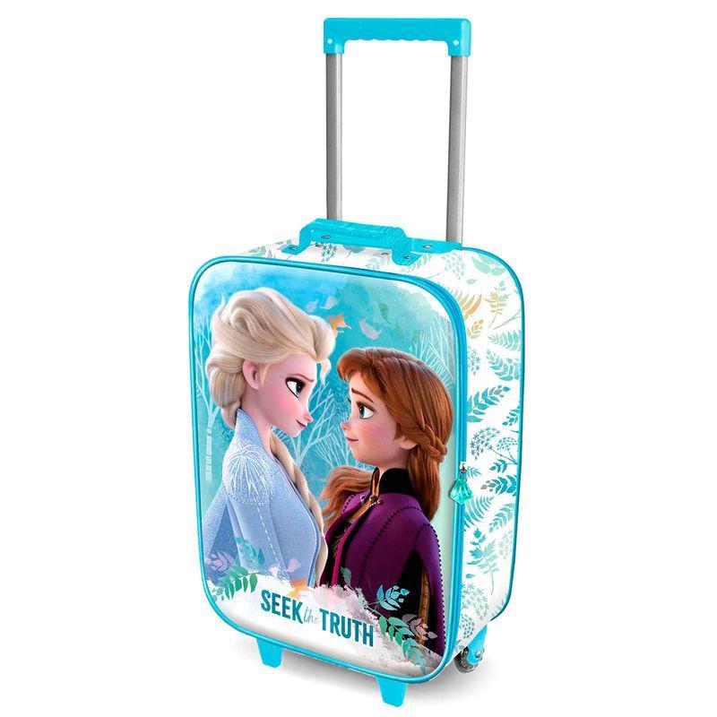 Maleta trolley 3D Frozen 2 Seek Disney 52cm LA CASITA DE DUMBO