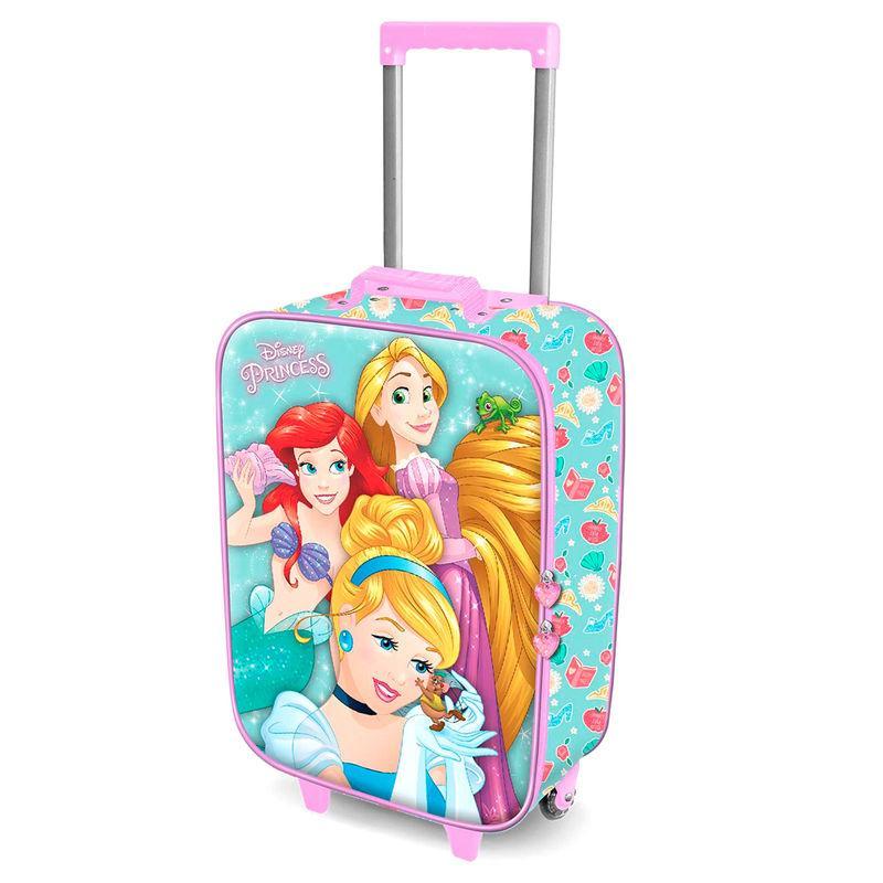 Maleta trolley 3D Princesas Disney 52cm la casita de dumbo