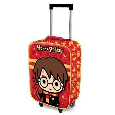 Maleta trolley 3D Wand Harry Potter 52cm