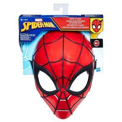 Mascara Electronica Spiderman Marvel la casita de dumbo
