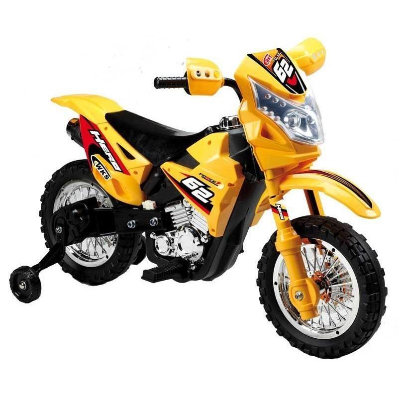 Moto Cross Infantil electrica la casita de dumbo