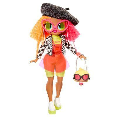 Muñeca Neonlicious LOL OMG Top Secret Dolls LOL Surprise la casita de dumbo