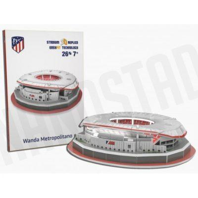 PUZZLE 3D MINI ESTADIO WANDA METROPOLITANO AT. MADRID la casita de dumbo