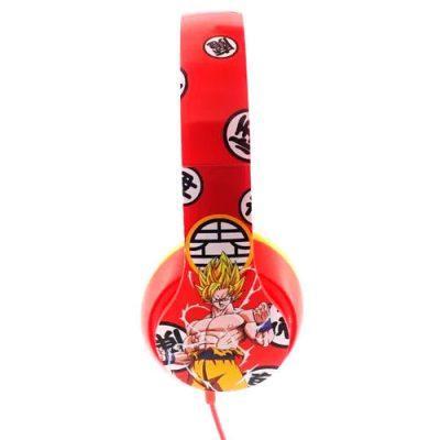 Auriculares Goku & Vegeta Dragon Ball Z naranja la casita de dumbo