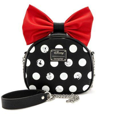 Bolso Minnie Disney Loungefly la casita de dumbo