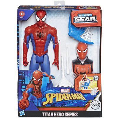 Figura Titan Hero Series Spiderman Marvel 30cm la casita de dumbo