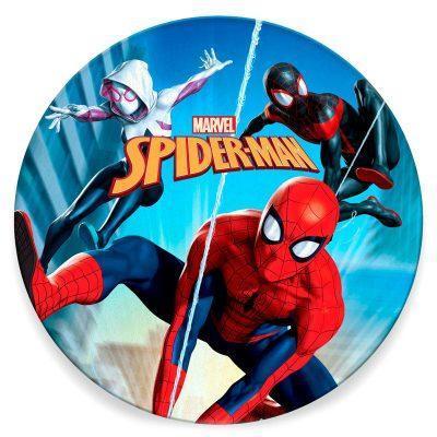 Toalla redonda Spiderman Marvel microfibra la casita de dumbo