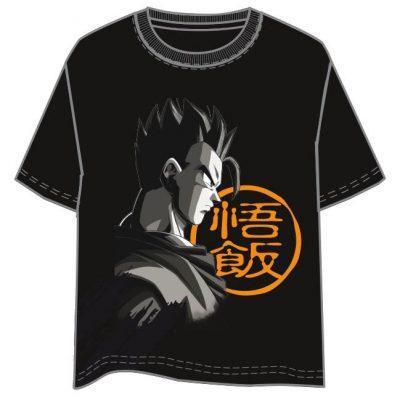 Camiseta Gohan Dragon Ball Z adulto la casita de dumbo