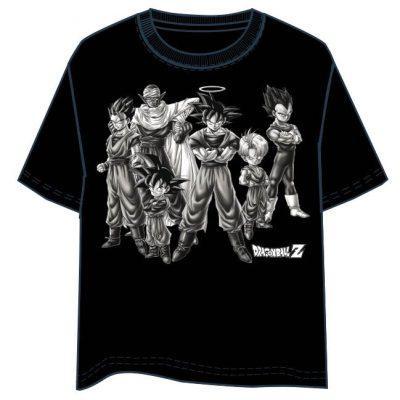 Camiseta Heroes Dragon Ball Z adulto la casita de dumbo