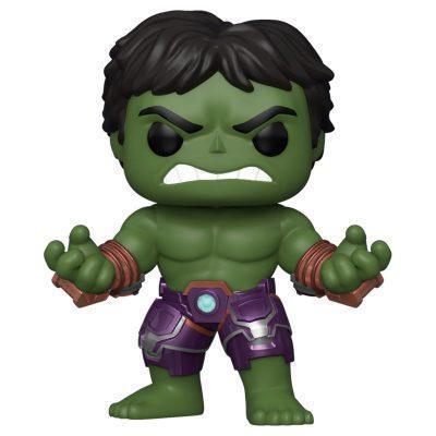 Figura POP Marvel Avengers Game Hulk Stark Tech Suit la casita de dumbo