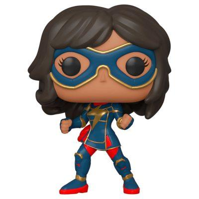 Figura POP Marvel Avengers Game Kamala Khan Stark Tech Suit la casita de dumbo