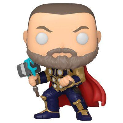 Figura POP Marvel Avengers Game Thor Stark Tech Suit la casita de dumbo