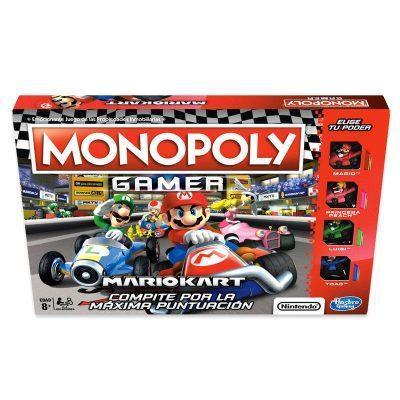 Juego Monopoly Gamer Mario Kart la casiat de dumbo