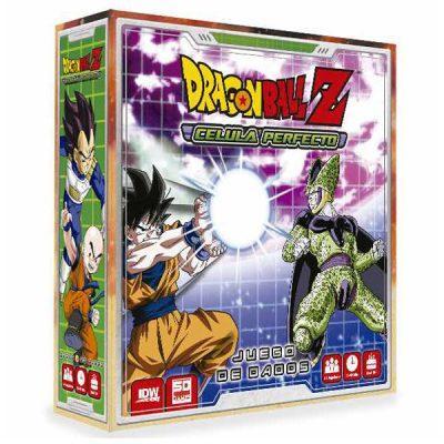 Juego mesa Celula Perfecto Dragon Ball Z la casita de dumbo