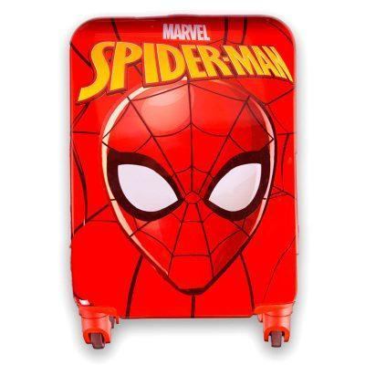 Maleta trolley ABS Spiderman Marvel 4r 48cm LA CASITA DE DUMBO