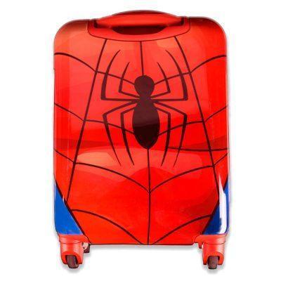 Maleta trolley ABS Spiderman Marvel 4r 48cm trasera la casita de dumbo