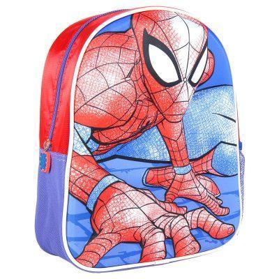Mochila 3D Spiderman Marvel 31cm la casita de dumbo