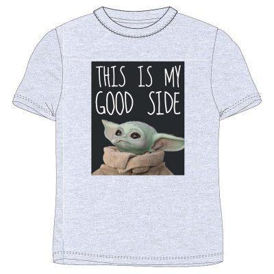 Camiseta Yoda The Child The Mandalorian Star Wars adulto BLANCO LA CASITA DE DUMBO