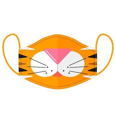Mascarilla reusable Cutiemals Tiger L la casita de dumbo