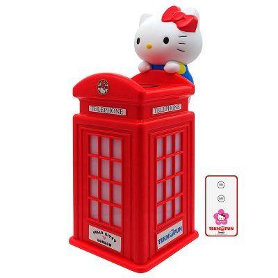 Cargador inalambrico Cabina Londres Hello Kitty LA CASITA DE DUMBO