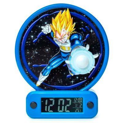 Despertador Vegeta Dragon Ball Z la casita de dumbo