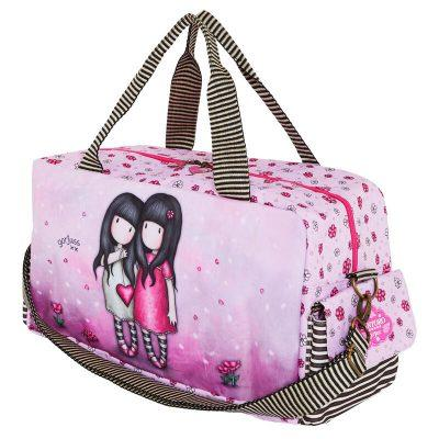 Bolsa deporte Gorjuss You Can Have Mine 44cm LA CASITA DE DUMBO