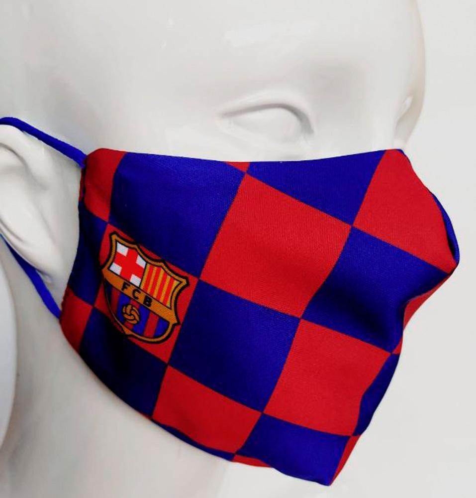 Mascarilla Adulto F.C.Barcelona LA CASITA DE DUMBO