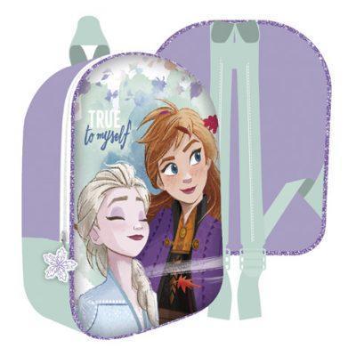 Mochila Infantil 3D Frozen Disney ll LA CASITA DE DUMBO