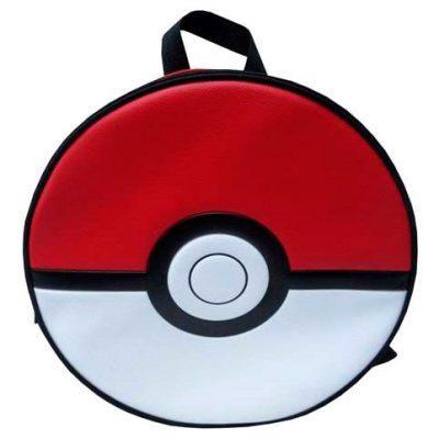 Mochila Pokeball Pokemon 31cm LA CASITA DE DUMBO