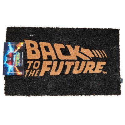 Felpudo Logo Regreso al Futuro LA CASITA DE DUMBO