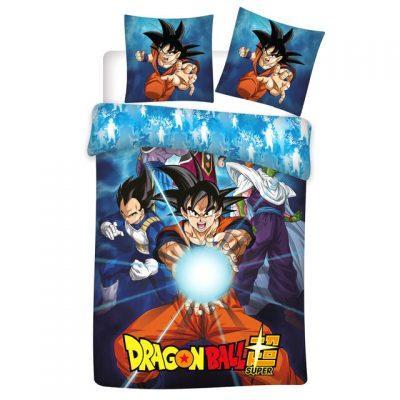 Funda nordica Dragon Ball Super cama 90cm la casita de dumbo