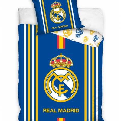Funda Nordica Real Madrid y Almohada 140x200