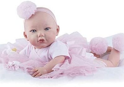 Muñeca Newborn Little Princess 45cm la casita de dumbo