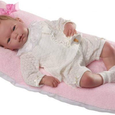 Muñeca Guca Baby Reborn Alma 46 cm