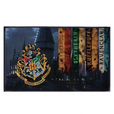 Alfombra Hogwarts Harry Potter la casita de dumbo