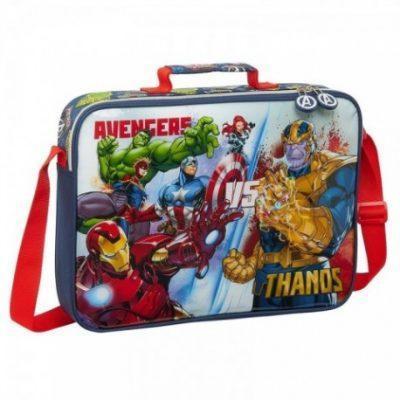 Cartera Extraescolares Avengers Marvel LA CASITA DE DUMBO