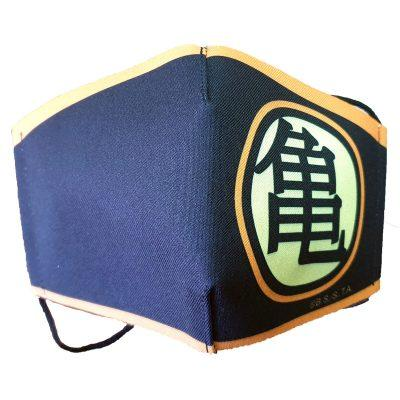 Mascarilla reutilizable Logo Black Dragon Ball la casita de dumbo